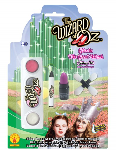 Child Glinda the Good Witch Makeup Kit, halloween costume (Child Glinda the Good Witch Makeup Kit)
