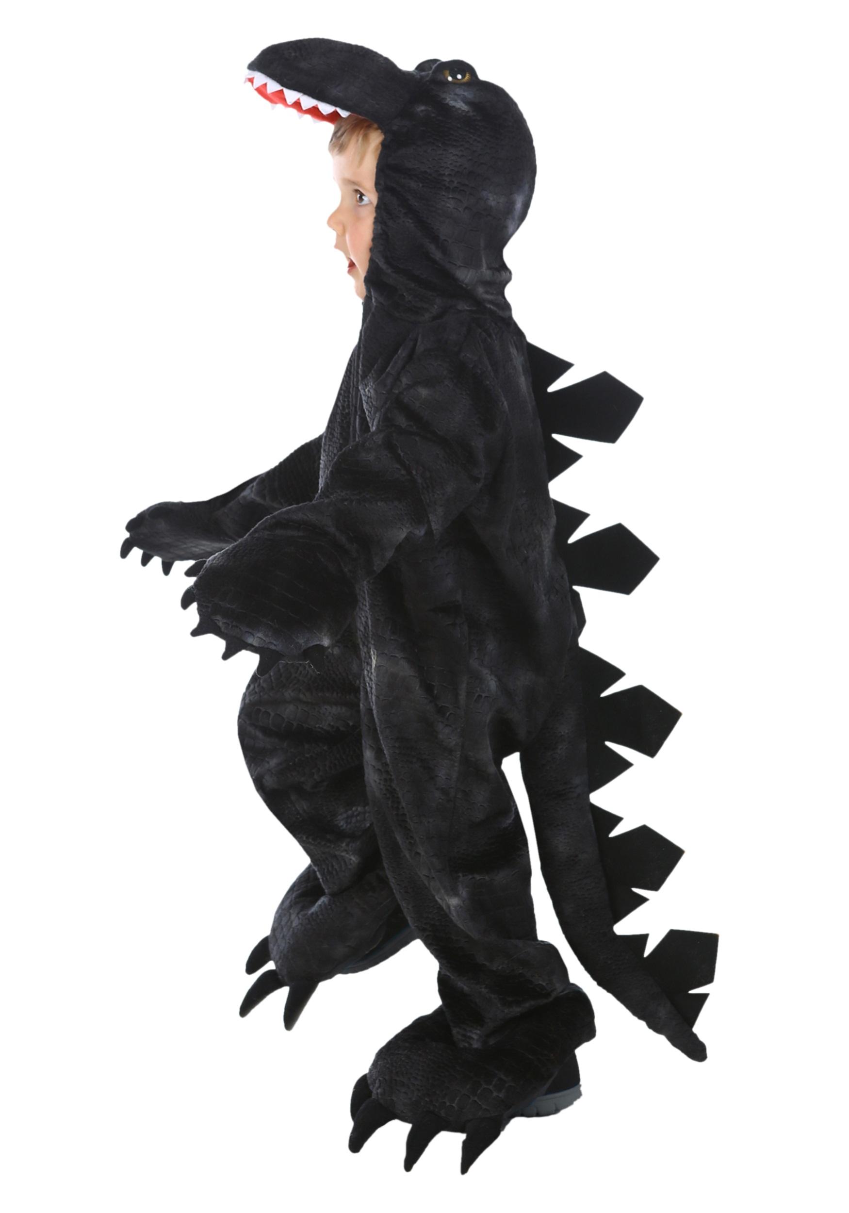 child godwin the monster costume