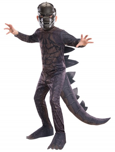 Child Godzilla Costume, halloween costume (Child Godzilla Costume)