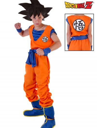 Child Goku Costume, halloween costume (Child Goku Costume)