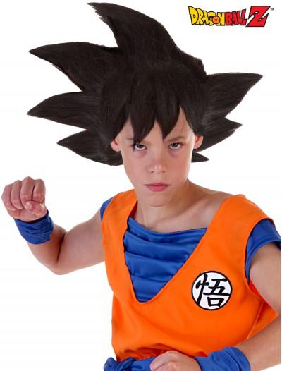 Child Goku Wig, halloween costume (Child Goku Wig)