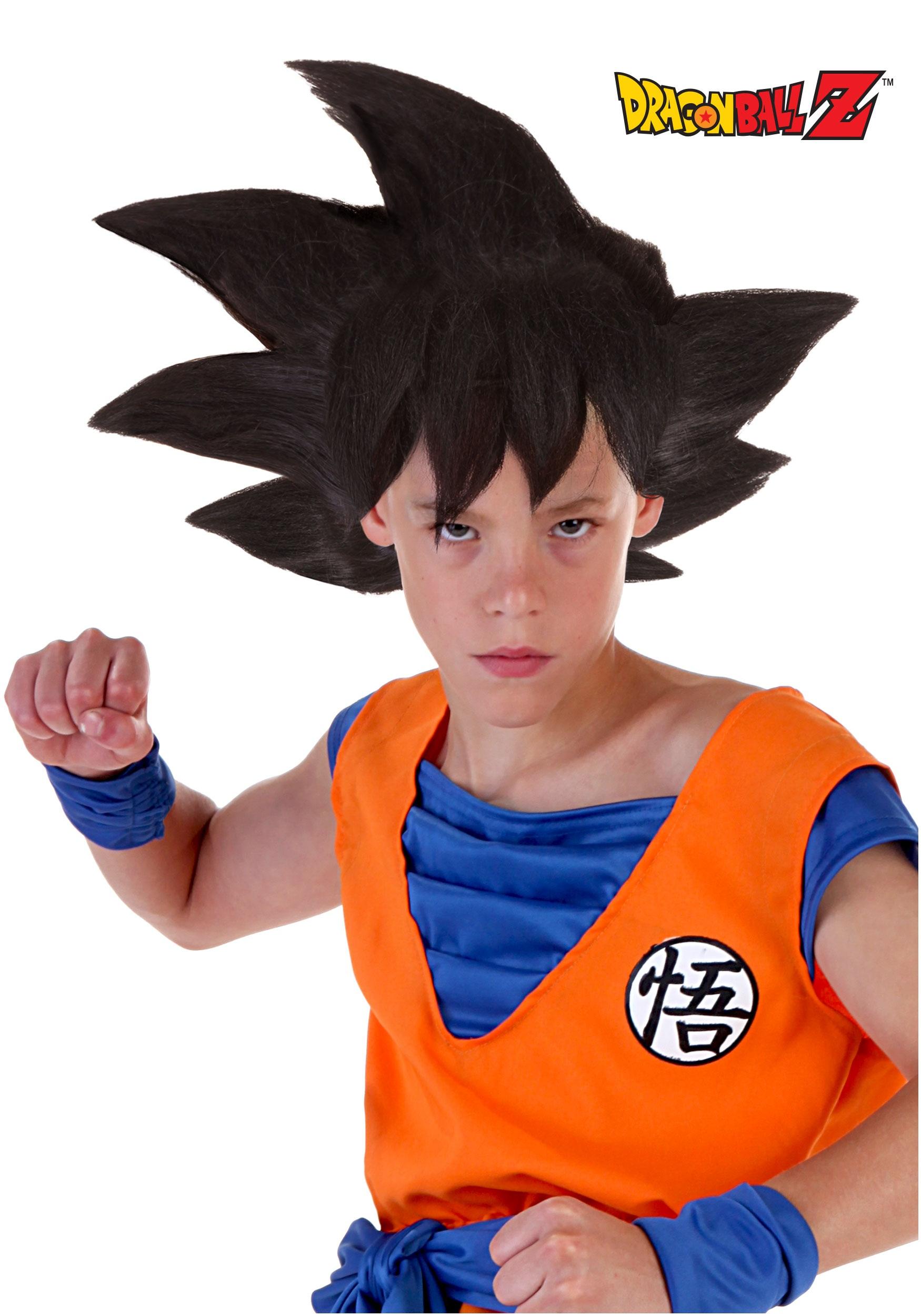 Child Goku Wig  sc 1 st  Halloween Costumes & Child Goku Wig - Halloween Costumes
