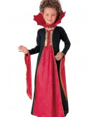 Child Gothic Vampiress Costume, halloween costume (Child Gothic Vampiress Costume)