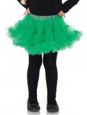 Child Green Petticoat, halloween costume (Child Green Petticoat)