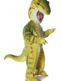 Child Green T-Rex Costume, halloween costume (Child Green T-Rex Costume)