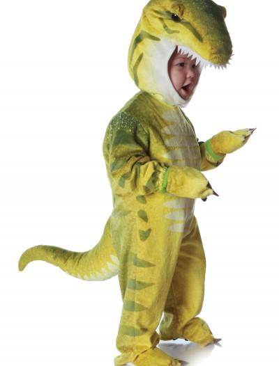 Child Green T-Rex Costume, halloween costume (Child Green T-Rex Costume)
