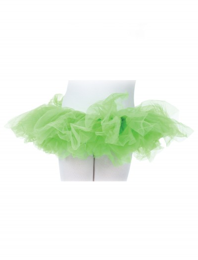 Child Green Tutu, halloween costume (Child Green Tutu)