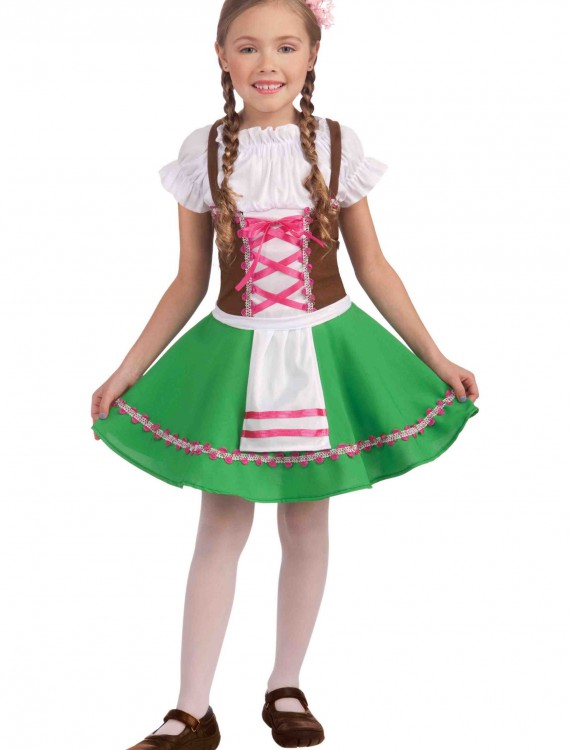 Child Gretel Costume, halloween costume (Child Gretel Costume)