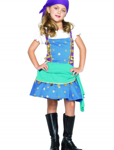 Child Gypsy Costume, halloween costume (Child Gypsy Costume)