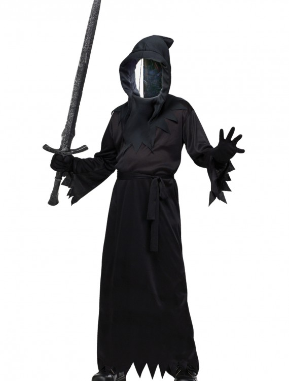 Child Haunted Mirror Ghoul Costume, halloween costume (Child Haunted Mirror Ghoul Costume)