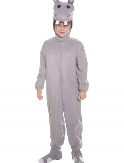 Child Hippo Costume, halloween costume (Child Hippo Costume)