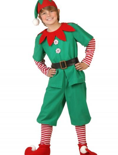 Child Holiday Elf Costume, halloween costume (Child Holiday Elf Costume)