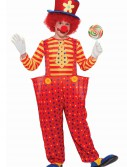 Child Hoopy the Clown Costume, halloween costume (Child Hoopy the Clown Costume)