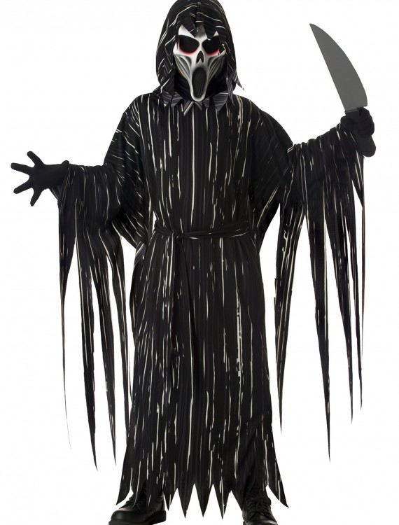 Child Howling Horror Costume, halloween costume (Child Howling Horror Costume)