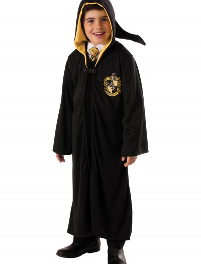 Child Hufflepuff Robe, halloween costume (Child Hufflepuff Robe)