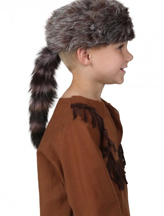 Child Imitation Fur Trapper Hat, halloween costume (Child Imitation Fur Trapper Hat)
