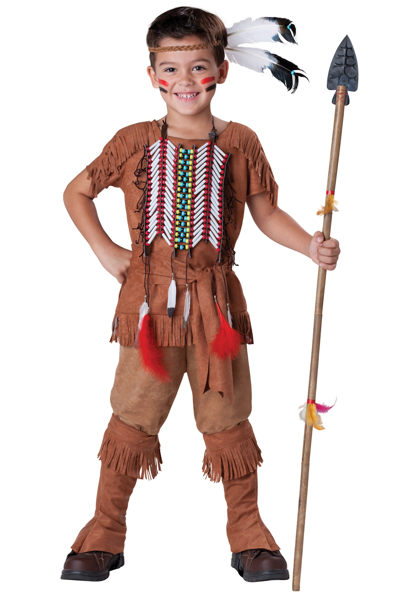 Индеец костюм для мальчика своими руками фото быстро