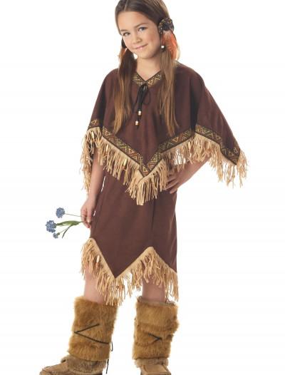 Child Indian Princess Costume, halloween costume (Child Indian Princess Costume)