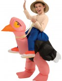 Child Inflatable Ostrich Costume, halloween costume (Child Inflatable Ostrich Costume)