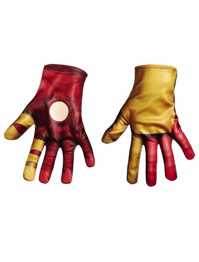 Child Iron Man Mark 42 Gloves, halloween costume (Child Iron Man Mark 42 Gloves)