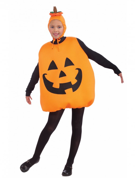 Child Jack O Lantern Costume, halloween costume (Child Jack O Lantern Costume)