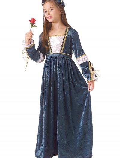 Child Juliet Costume, halloween costume (Child Juliet Costume)