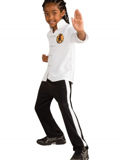 Child Karate Kid Costume, halloween costume (Child Karate Kid Costume)