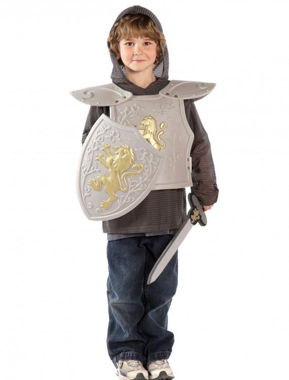 Child Knight Armor Set, halloween costume (Child Knight Armor Set)