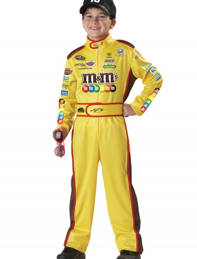 Child Kyle Busch Costume, halloween costume (Child Kyle Busch Costume)