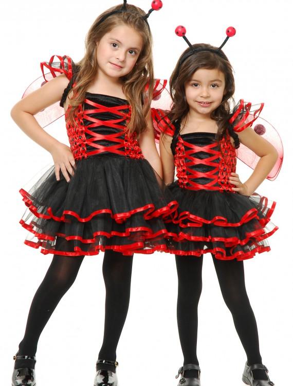 Child Lady Bug Cutie Costume, halloween costume (Child Lady Bug Cutie Costume)