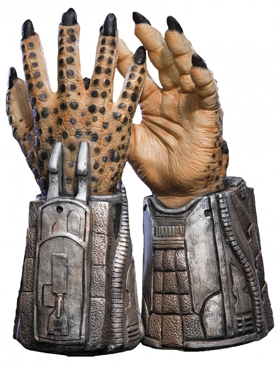 Child Latex Predator Hands, halloween costume (Child Latex Predator Hands)