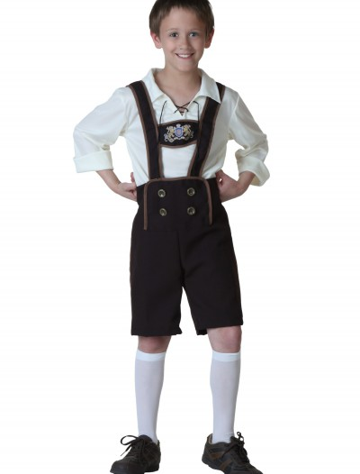 Child Lederhosen Costume, halloween costume (Child Lederhosen Costume)