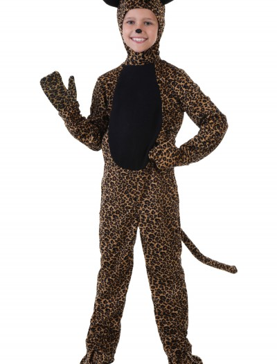 Child Leopard Costume, halloween costume (Child Leopard Costume)
