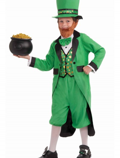 Child Leprechaun Costume, halloween costume (Child Leprechaun Costume)
