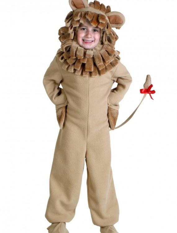 Child Lion Costume, halloween costume (Child Lion Costume)