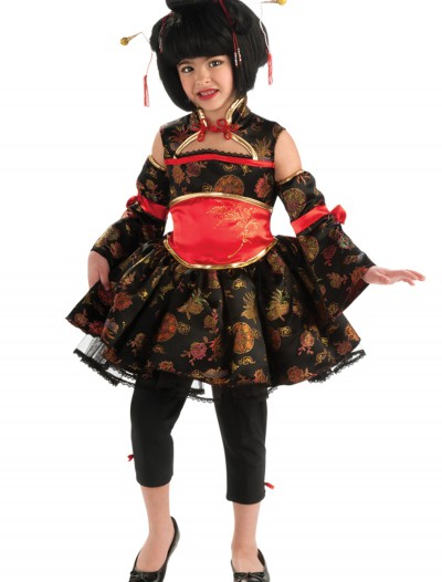 Child Little Geisha Costume, halloween costume (Child Little Geisha Costume)