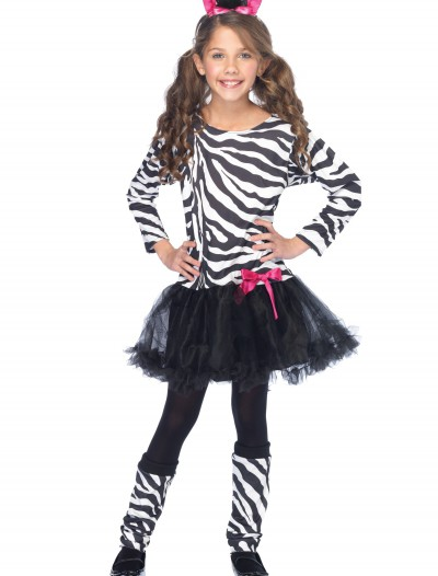 Child Little Zebra Costume, halloween costume (Child Little Zebra Costume)