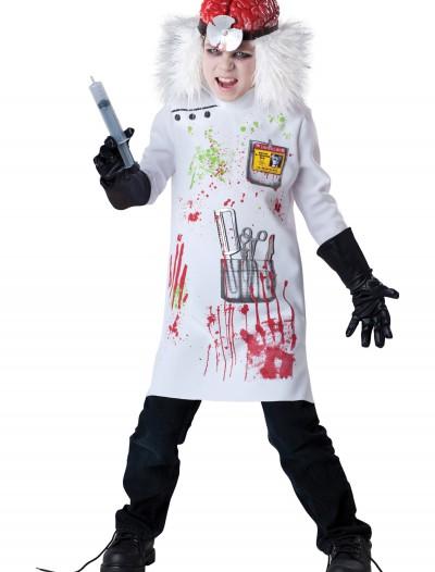 Child Mad Scientist Costume, halloween costume (Child Mad Scientist Costume)