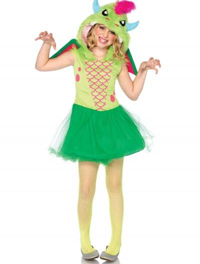 Child Magic Dragon Costume, halloween costume (Child Magic Dragon Costume)