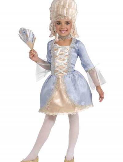 Child Marie Antoinette Costume, halloween costume (Child Marie Antoinette Costume)