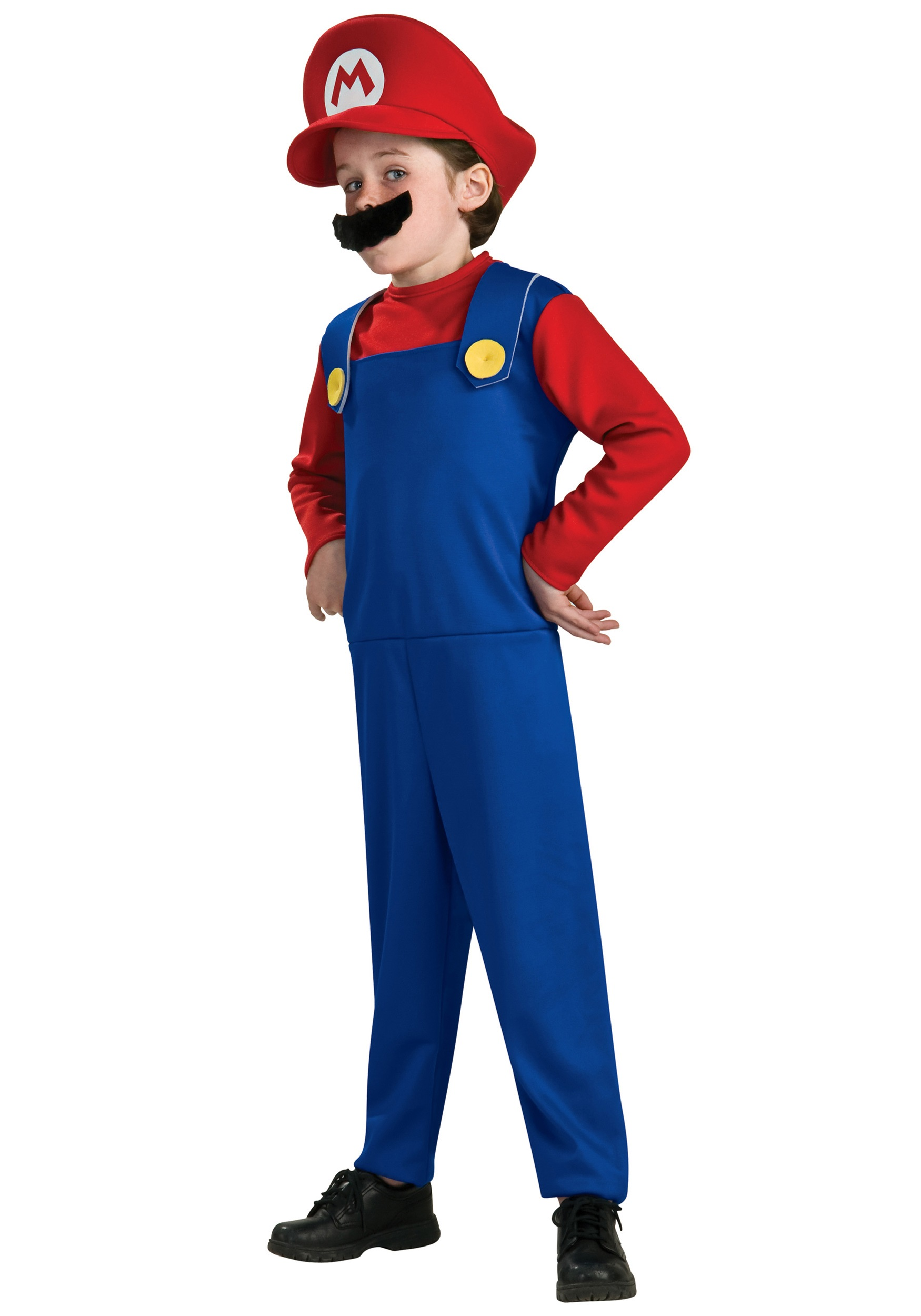 Child Mario Costume  sc 1 st  Halloween Costumes & Child Mario Costume - Halloween Costumes
