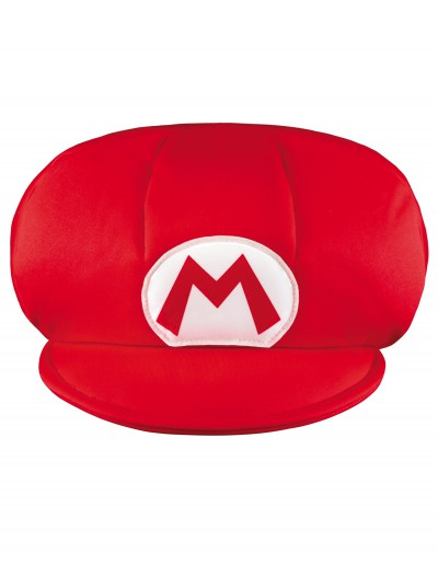 Child Mario Hat, halloween costume (Child Mario Hat)