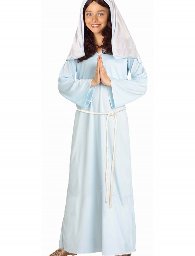 Child Mary Costume, halloween costume (Child Mary Costume)