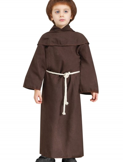 Child Medieval Monk Costume, halloween costume (Child Medieval Monk Costume)