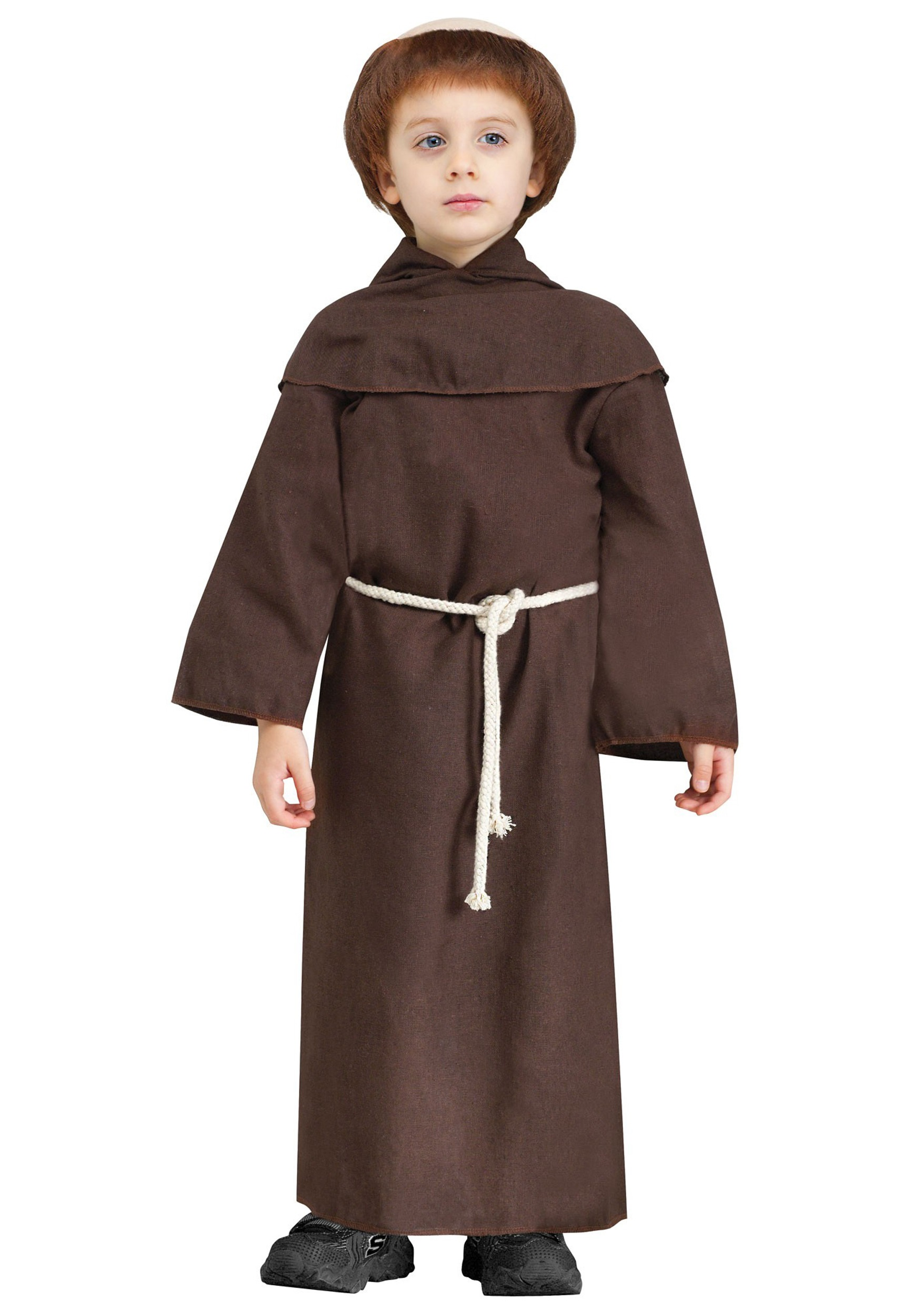 Child Medieval Monk Costume halloween costume (Child Medieval Monk Costume)  sc 1 st  Halloween Costumes : kids biblical costumes  - Germanpascual.Com