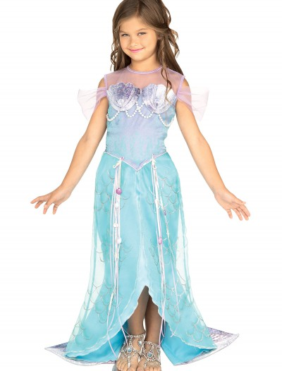 Child Mermaid Princess Costume, halloween costume (Child Mermaid Princess Costume)