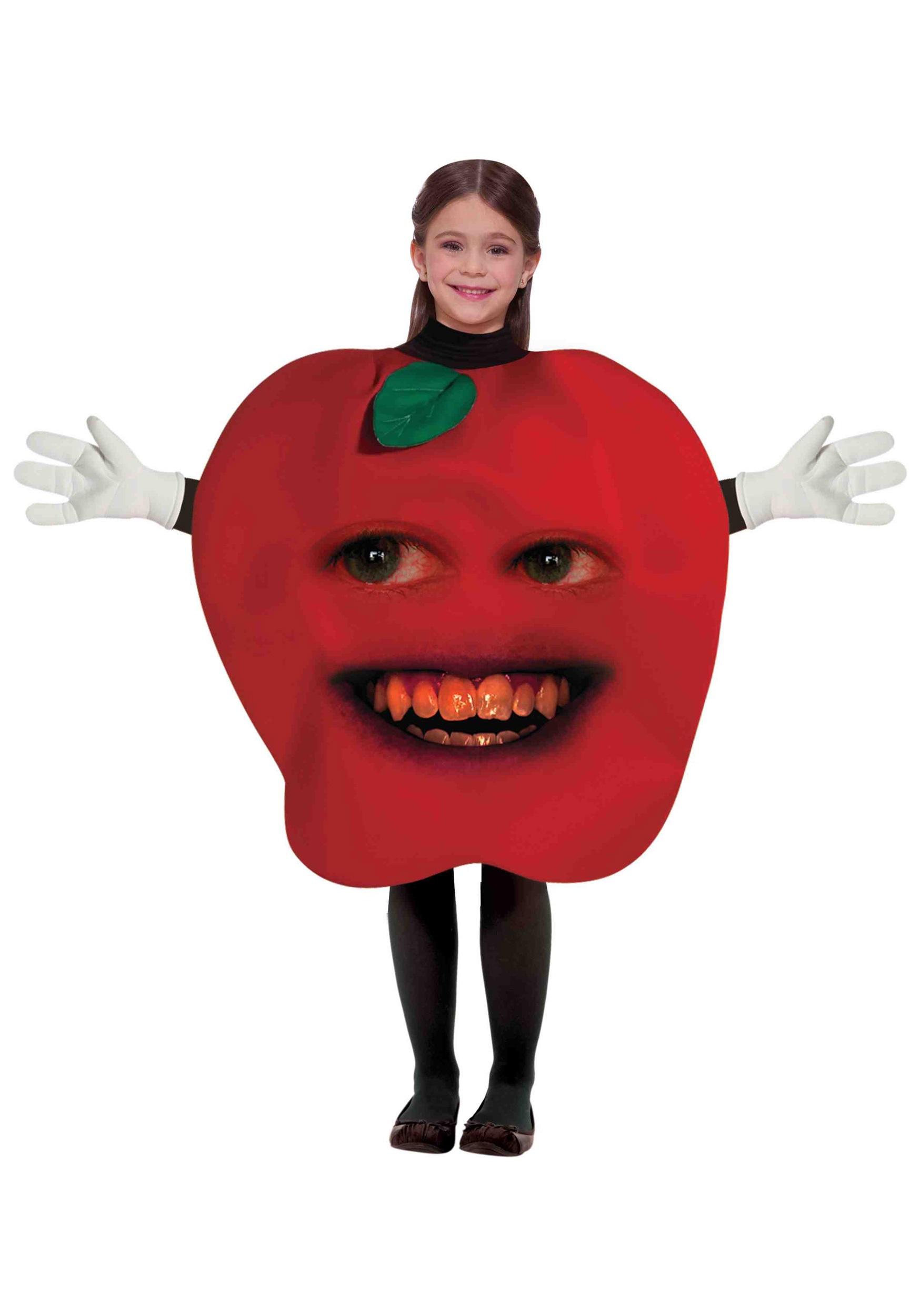 Child Midget Apple Costume  sc 1 st  Halloween Costumes & Child Midget Apple Costume - Halloween Costumes