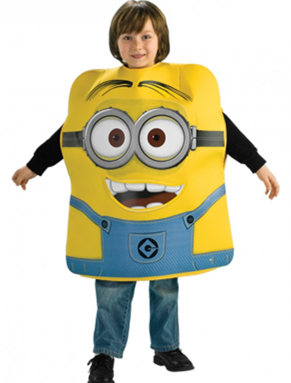 Child Minion Dave Costume, halloween costume (Child Minion Dave Costume)