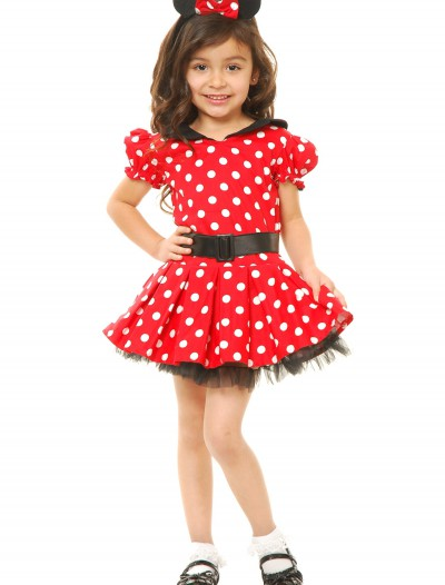 Child Miss Mouse Costume, halloween costume (Child Miss Mouse Costume)