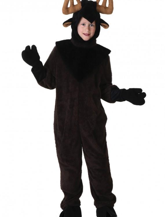 Child Moose Costume, halloween costume (Child Moose Costume)